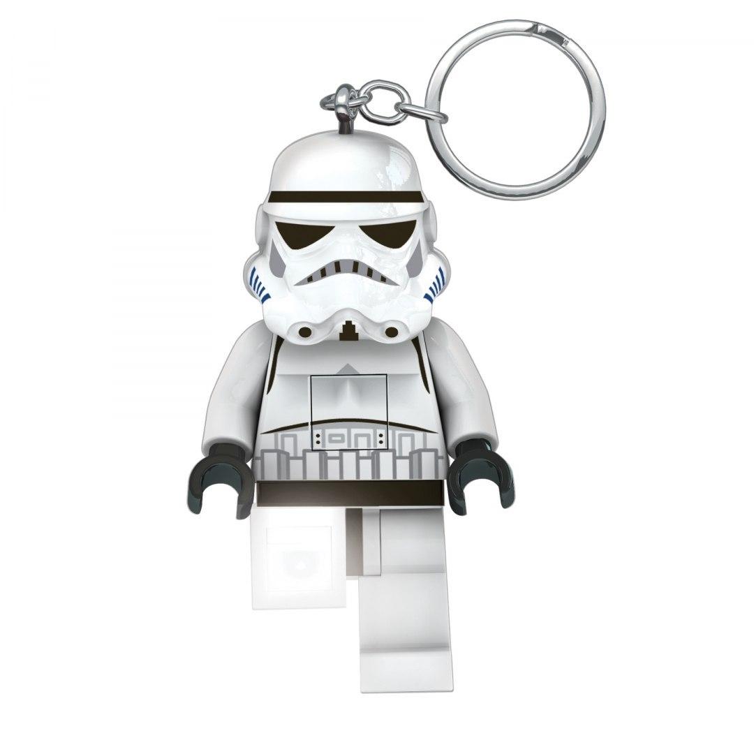 Brelok do kluczy z latarką LEGO®: Star Wars -  Stormtrooper (LGL-KE12)